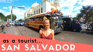 San Salvador | English girl exploring El Salvador & gives honest review!