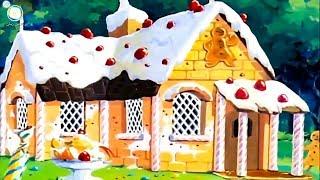 قصة *بيت الحلوى *  قصص اطفال قبل النوم