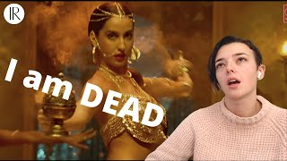 Dilbar Song Video Satyameva Jayate REACTION | Indi Rossi