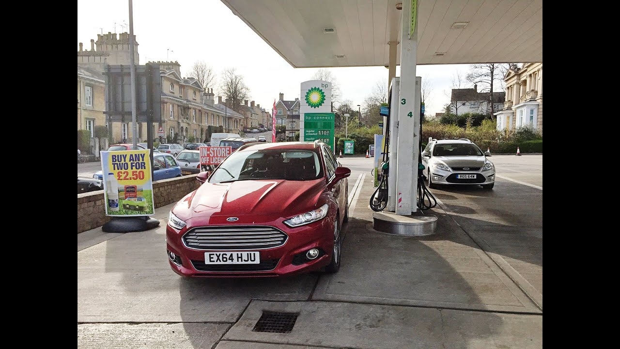 Ford Mondeo Estate 20 TDCI Titanium 2015 longterm test review