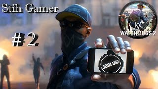 Watch Dogs 2 Знакомство Хакеры 2