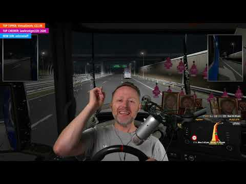 Euro Truck Simulator 2: 24th July 2019