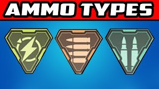 What Each Ammo Types Do (Ammo Type Effects Guide) Apex Legends