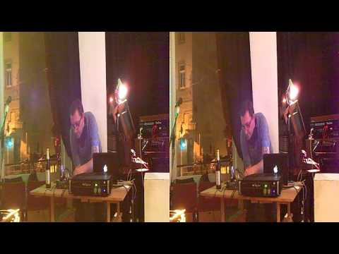 Thee Reverend - Live at Share Leipzig Aug. 25th 2011 (Stereo 3D)