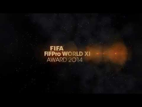 The 2014 FIFA FIFPro World XI