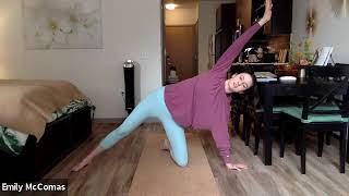 School Aged Kids Yoga with Emily - Rainbows & Butterflies