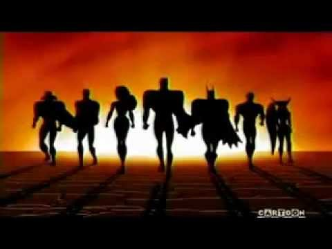 justice league opening youtube
