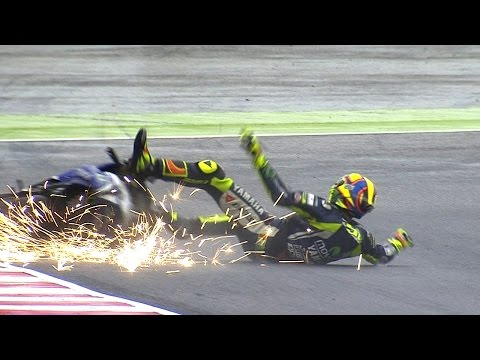 MotoGP™ Misano 2014 – Biggest crashes