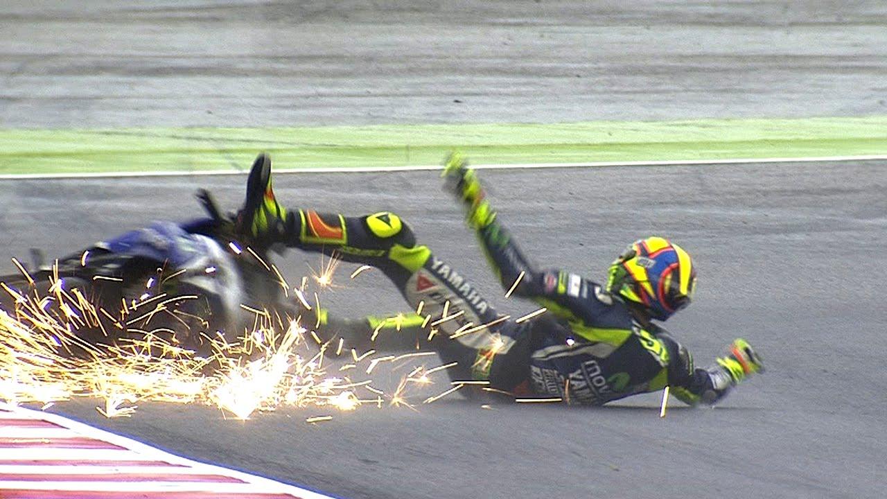MotoGP™ Misano 2014 – Biggest crashes - YouTube