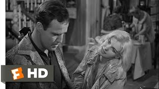 The Fugitive Kind (2/8) Movie CLIP - Carol Knows Val (1959) HD