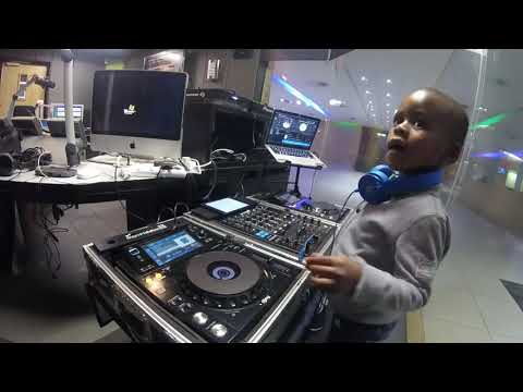 Baddest son DJ ARCH JNR Live on Metro fm Youth Day Mix 2017 & 2018