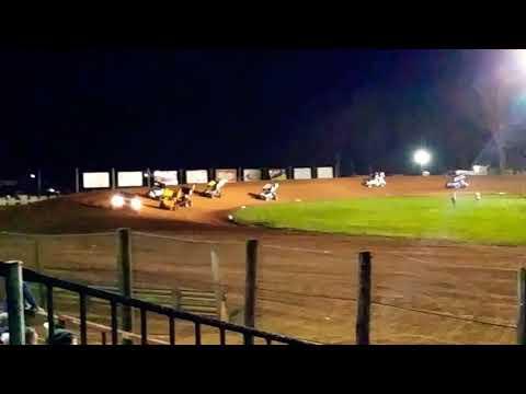 50k - Heat Race #1 Bloomington Speedway 4/13/18