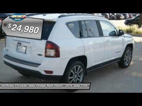 2016 Jeep Compass Plano, Frisco, Allen, Mckinney TX 6CP1114. Huffines  Chrysler Jeep Dodge ...