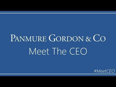 BTG plc Dame Louise Makin:  Meet the CEO