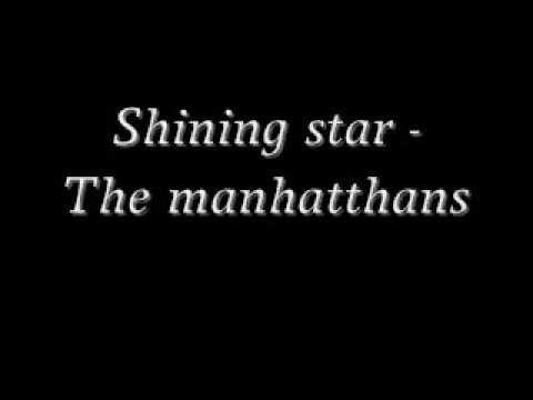 Shining star - The manhattans
