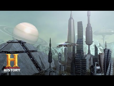 Ancient Aliens: RADIO EVIDENCE OF GALACTIC ALIEN CIVILIZATIONS (Season 14) | History