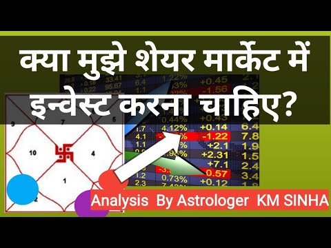 Share market and astro prediction