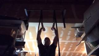 My first ring muscle up!
