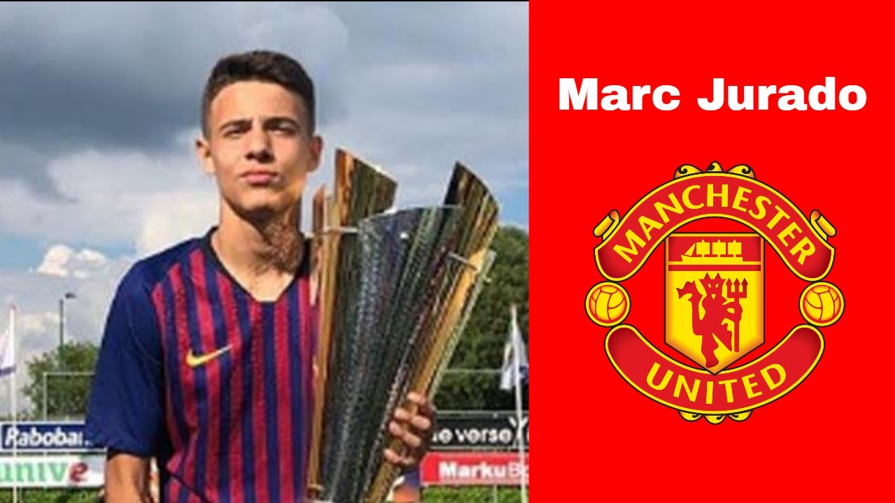 Marc Jurado 2020 - Welcome to Manchester United - YouTube