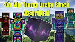 ThỬ ThÁch 24h TÌm ĐỒ Vip NhẤt Trong Lucky Block Asertical Noob KhÁm PhÁ Lucky Block Asertical