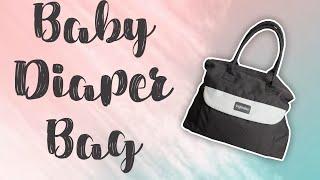 Τι έχω μέσα στην τσάντα του μωρού; | Marinelli