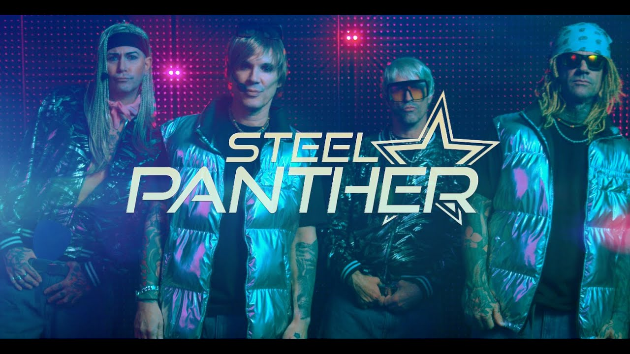 Steel Panther - Let's Get High Tonight (Boy Band Version) [Official Video]