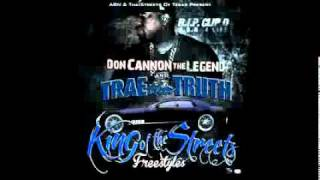 Trae Tha Truth: Swagged Up I Be Killin Freestyle (King Of The Streets: Freestyles) (HD)