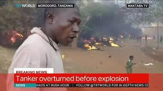 Tanzania fuel tanker explosion kills several