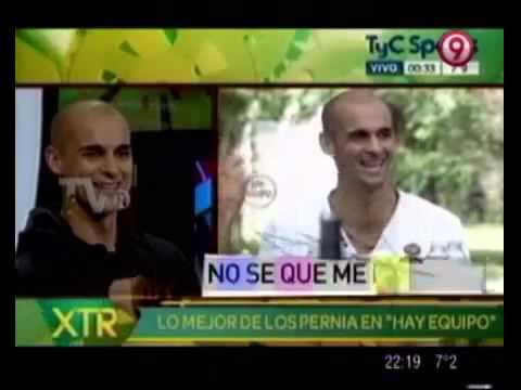 Anécdota De Pernia Contra Messi