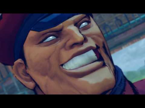 M.Bison YES! YES! - Street Fighter IV Edition