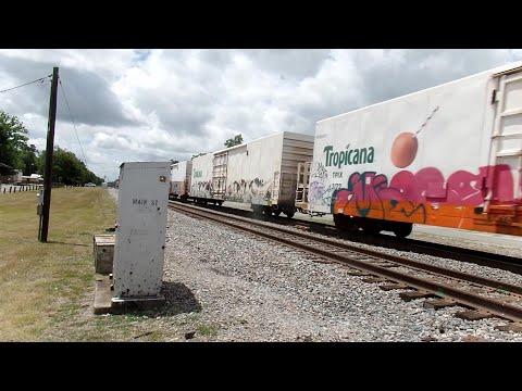 CSX Rolls Away With Tropicana Orange Juice