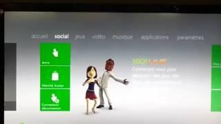 Comment faire compte xbox live sur xbox 360