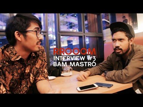 RROOOM INTERVIEW #3: ELEPHANT KIND'S BAM MASTRO