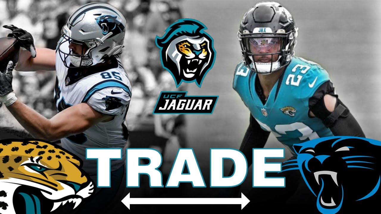 Jaguars trade CB CJ Henderson for Carolina TE Dan Arnold