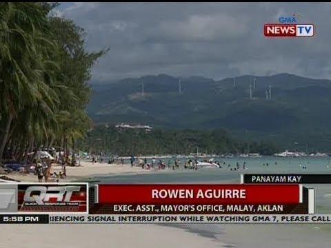 QRT: Rowen Aguirre, Exec. Asst., Mayor's Office, Malay, Aklan