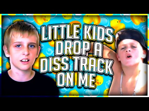 Thumbnail: Little Kids Drop a Diss Track On Me!!!