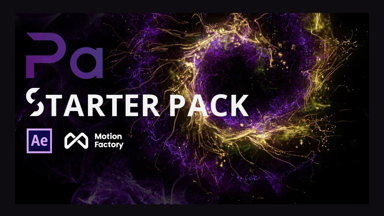 Free Particular Presets for after effects