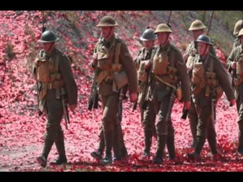 Red Cloud to symbolise Great War dead as they re-enact