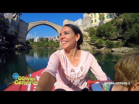 Dünyayı Geziyorum - Bosna Hersek 2 ve Sırbistan - 12 Ekim 2017