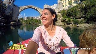 Dünyayı Geziyorum - Bosna Hersek 2 Ve Sırbistan - 12 Kasım 2017