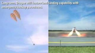 SpaceX Dragon Propulsive Landing