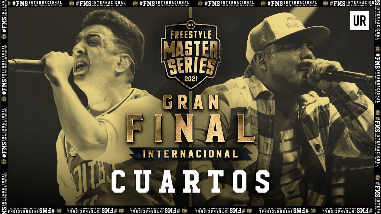 Download ACZINO VS MECHA | GRAN FINAL FMS INTERNACIONAL | CUARTOS DE FINAL | Temporada 2021