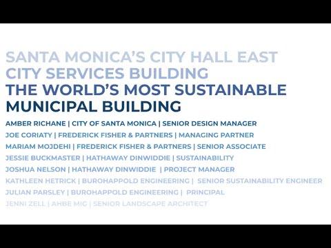 Virtually Tour Santa Monica's New City Services Building