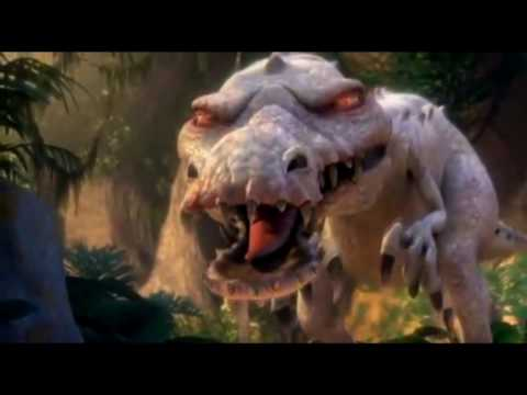 Ice Age 3 - Buck VS Rudy