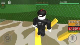 Roblox escape do MC Donald e murder