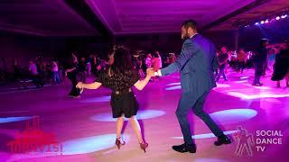 Jeremie & Buse özer - Salsa social dancing | Istanbul Int. Dance Festival 2018