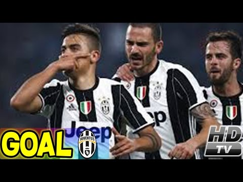 Juventus - Porto 1:0   Paulo Dybala Goal   Champions Leauge 14.03.2017   HD