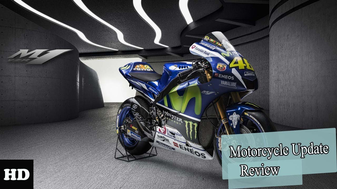 Hot News!! 2019 Yamaha YZR M1 Valentino Rossi SE Premium Features Edition First Impression HD ...