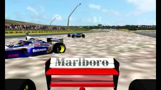 schumacher F1 1997 Jerez De La Frontera European Grand Prix Mod Race opinião honesta  Bem, essa é a intenção F1C Formula 1 GP F1 Challenge 99 02 4 Championship 2012 2013 2014 2015  18 15 50 54 60 4