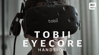 Tobii EyeCore hands-on at GDC 2018